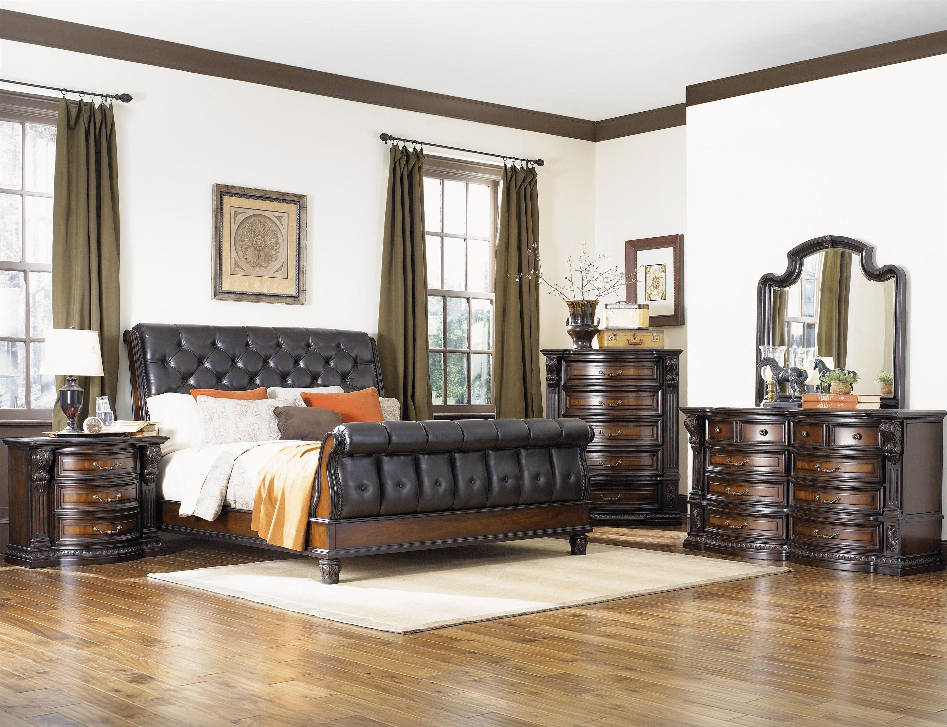 Merveilleux Fairmont Designs Grand EstatesQueen 6 Piece Bedroom Group