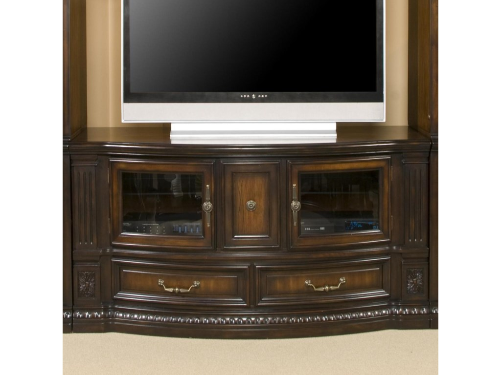 Grand Rapids Entertainment TV Stand Console