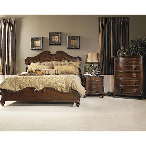 Fairmont Designs Marisol 5 Piece California King Bedroom Set ...