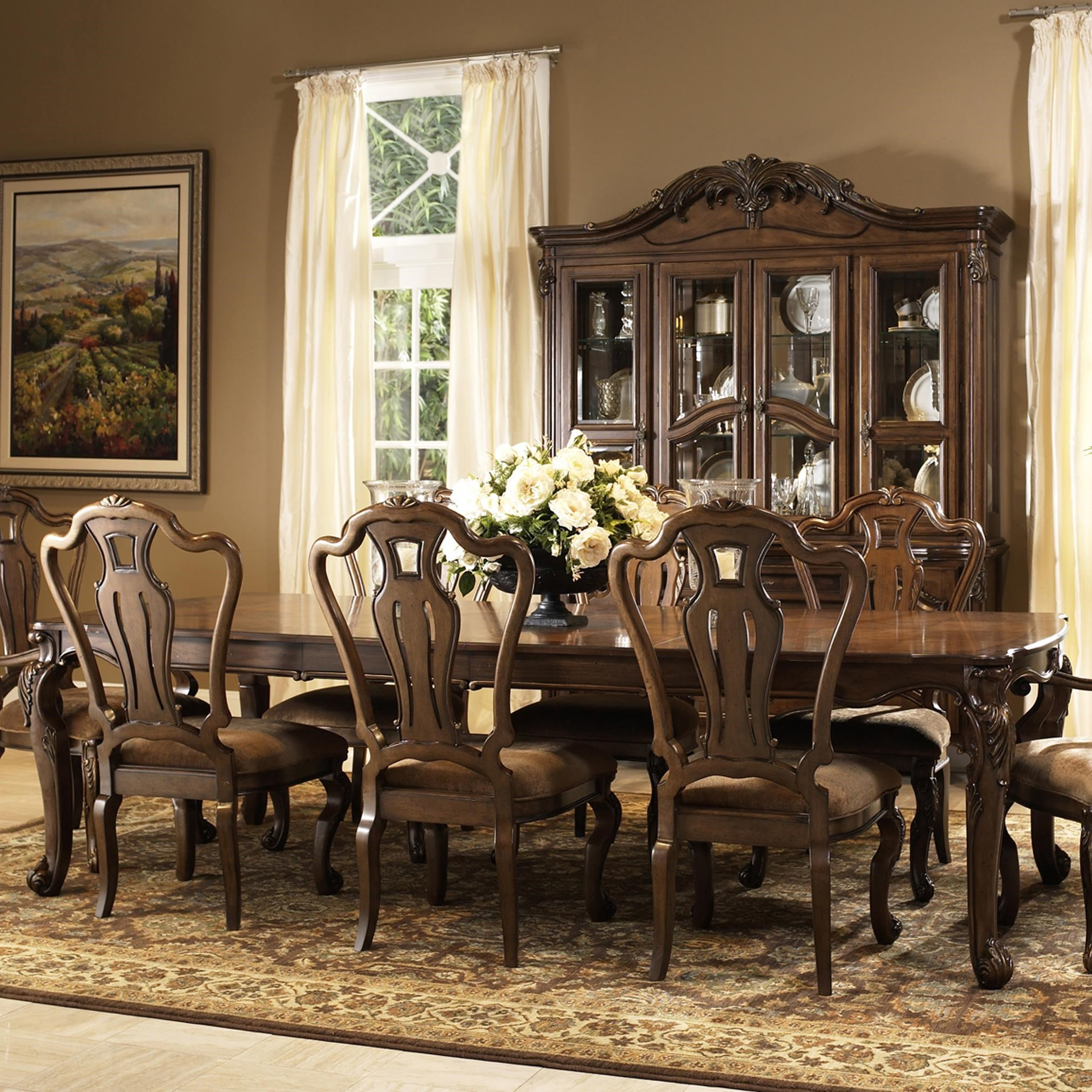 Fairmont Designs RochelleLeg Dining Table ...