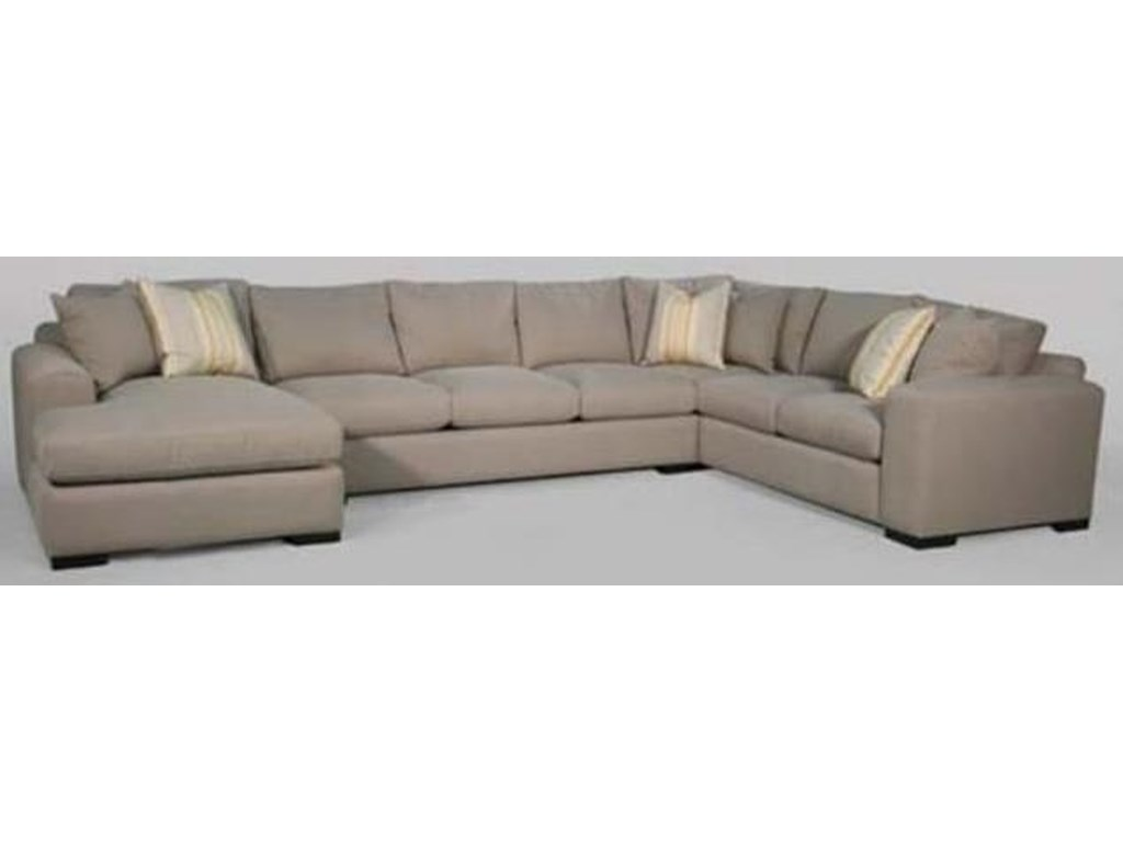 Vibe Sectional Sofa