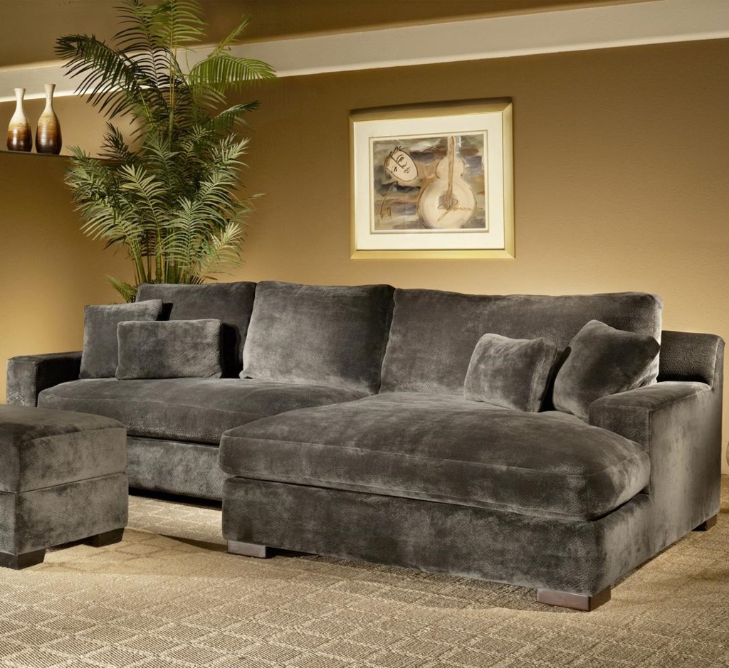 Fairmont Designs Billie Jean 2 Piece Sectional W Chaise Michael S