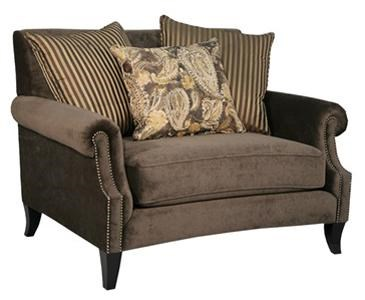 Maison Upholstered Chair By Fairmont Designs