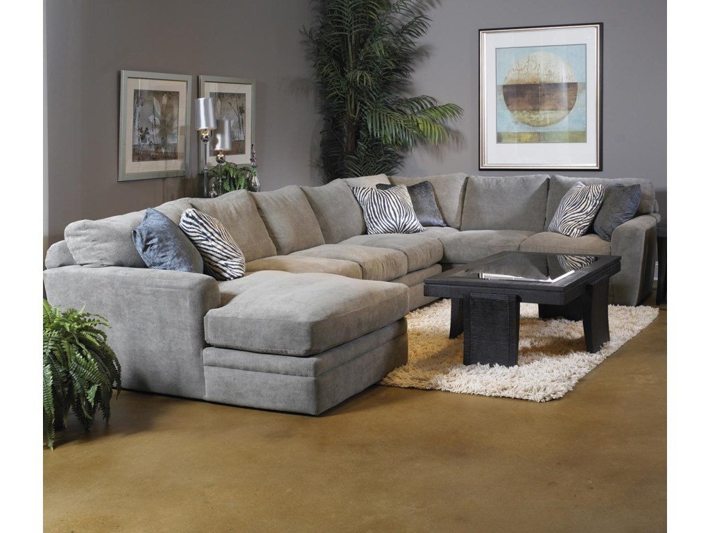 Fairmont Seating Palmssectional