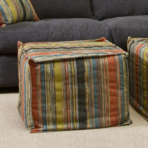 Fairmont Designs Phoebe 3517 Casual Upholstered Accent Poufs