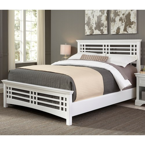 Fashion Bed Group Avery King Bed