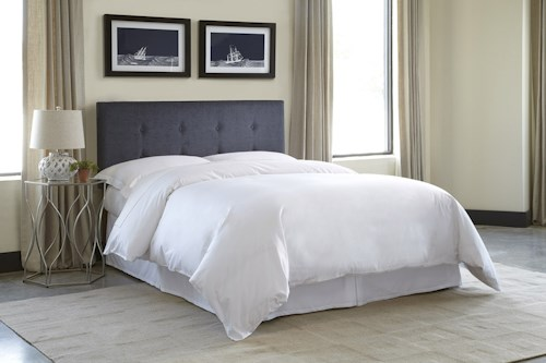 Fashion Bed Group Baden Full/Queen Upholstered Headboard