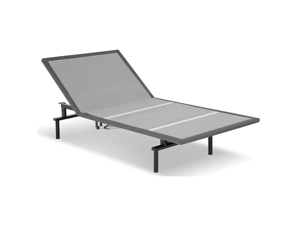Fashion Bed Group Bas-X 2.0Twin XL Bas-X 2.0 Adjustable Base