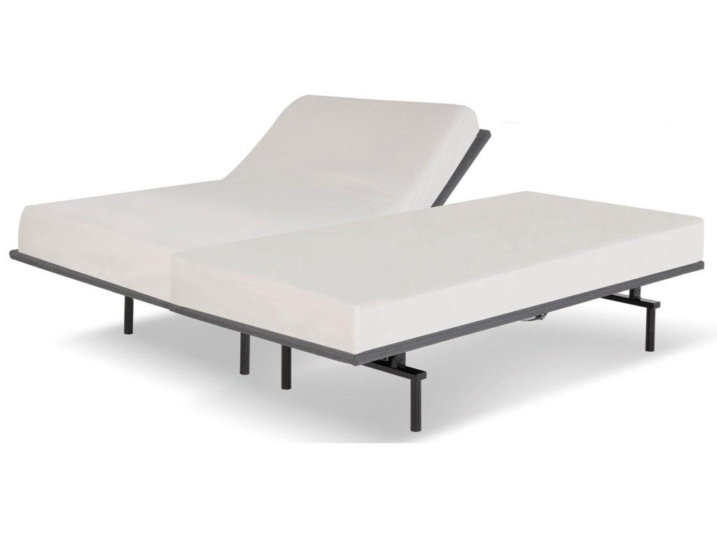 Fashion Bed Group Bas-X 2.0Split Cal King Bas-X 2.0 Adjustable Base