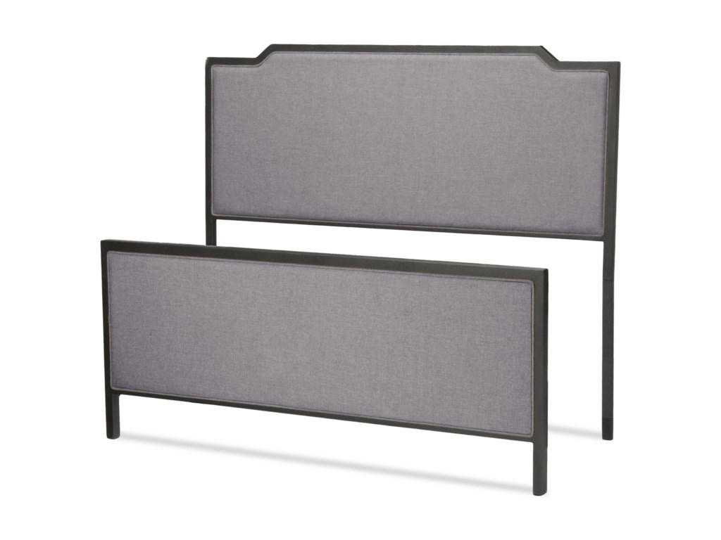 Fashion Bed Group BayviewQueen Bayview Headboard and Footboard