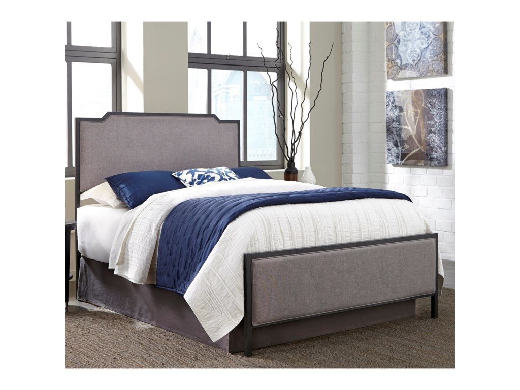Fashion Bed Group BayviewKing Bayview Headboard and Footboard