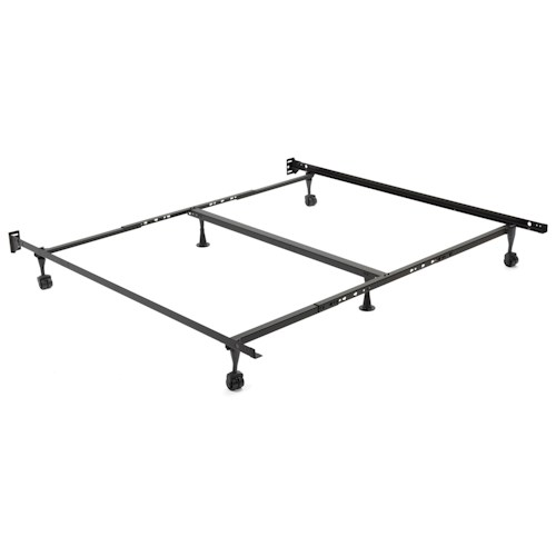 Fashion Bed Group Bedding Support Restmore Twin - Cal King TK45R Universal Bed Frame