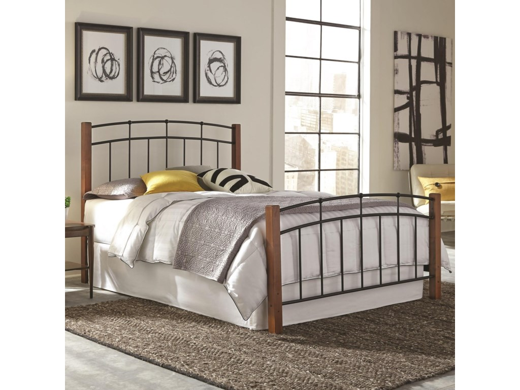 Fashion Bed Group BensonQueen Benson Bed