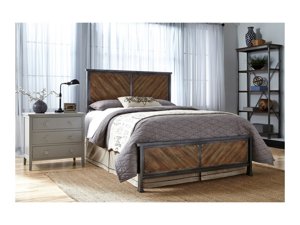 Fashion Bed Group BradenFull Braden Bed