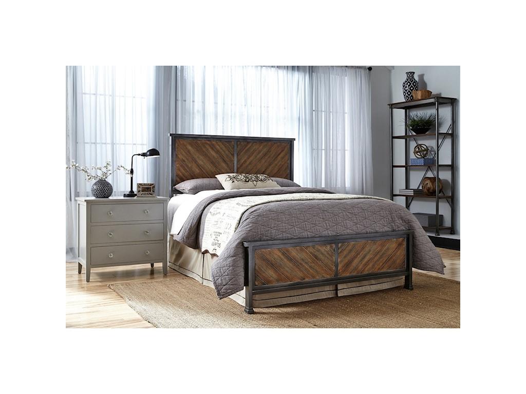 Fashion Bed Group BradenQueen Braden Bed