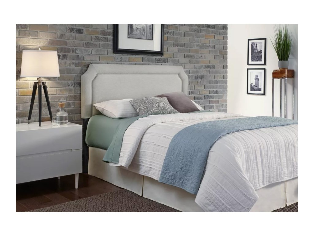 Fashion Bed Group ChandlerChandler Full/Queen Upholstered Headboard