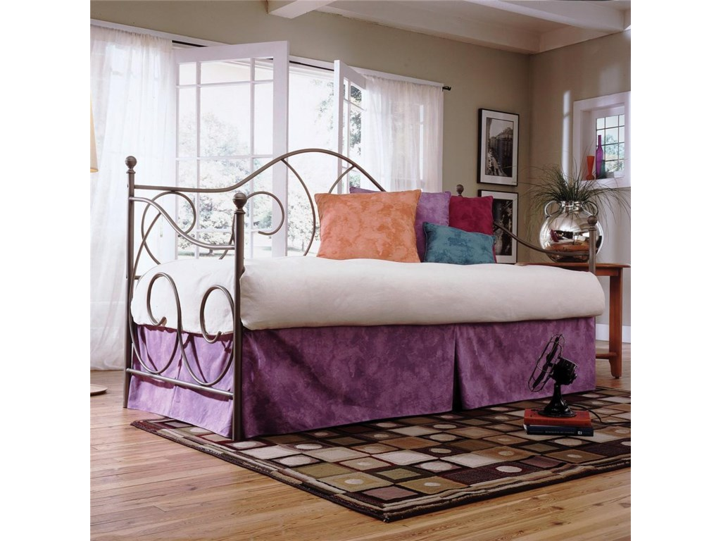 Fashion Bed Group DaybedsCaroline Daybed with Linkspring