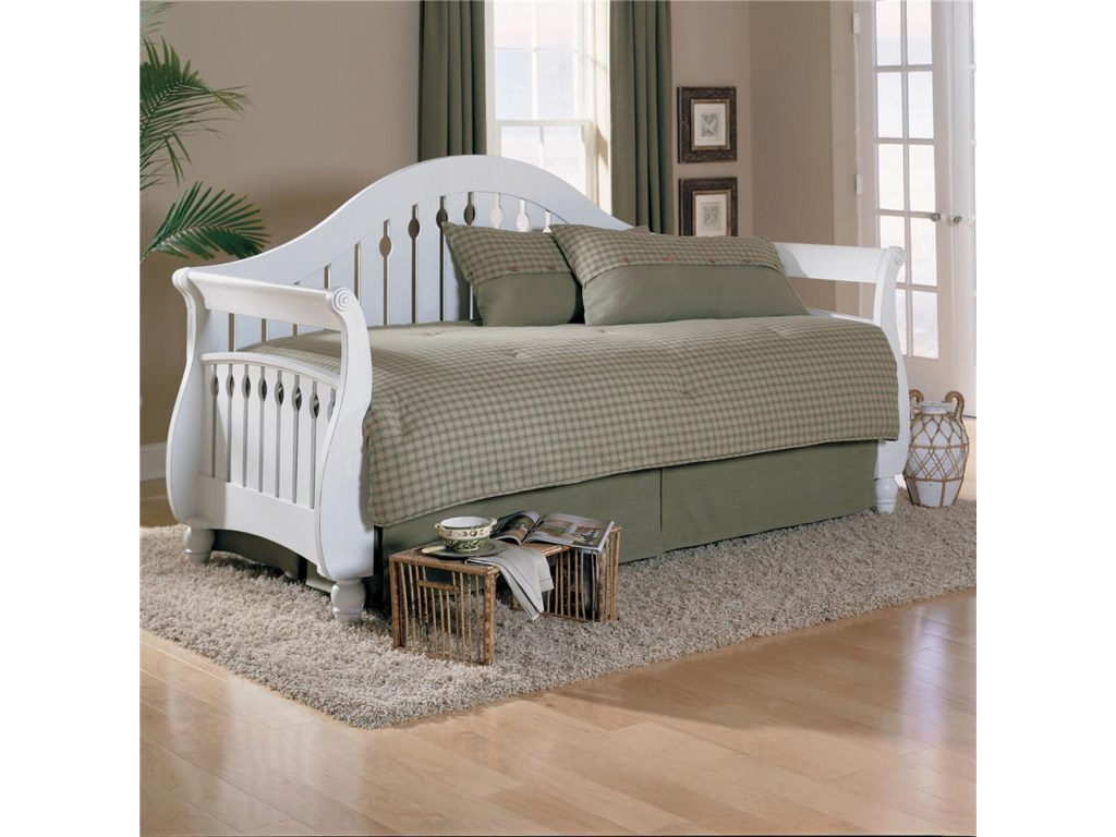 Fashion bed group daybeds fraser daybed w linspring