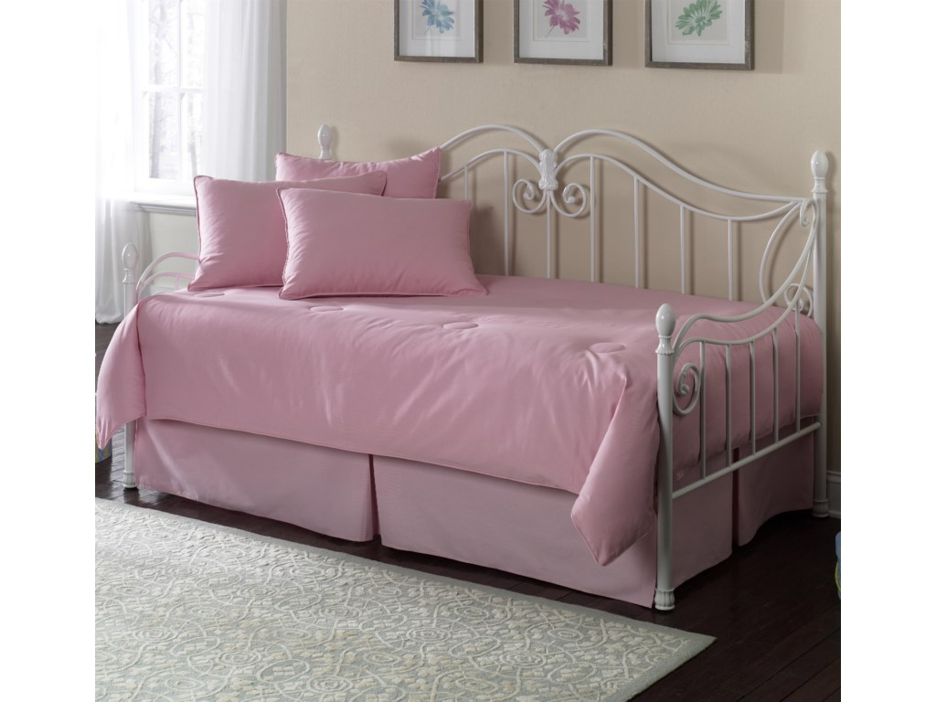 Fashion Bed Group DaybedsStephanie Daybed with Linkspring