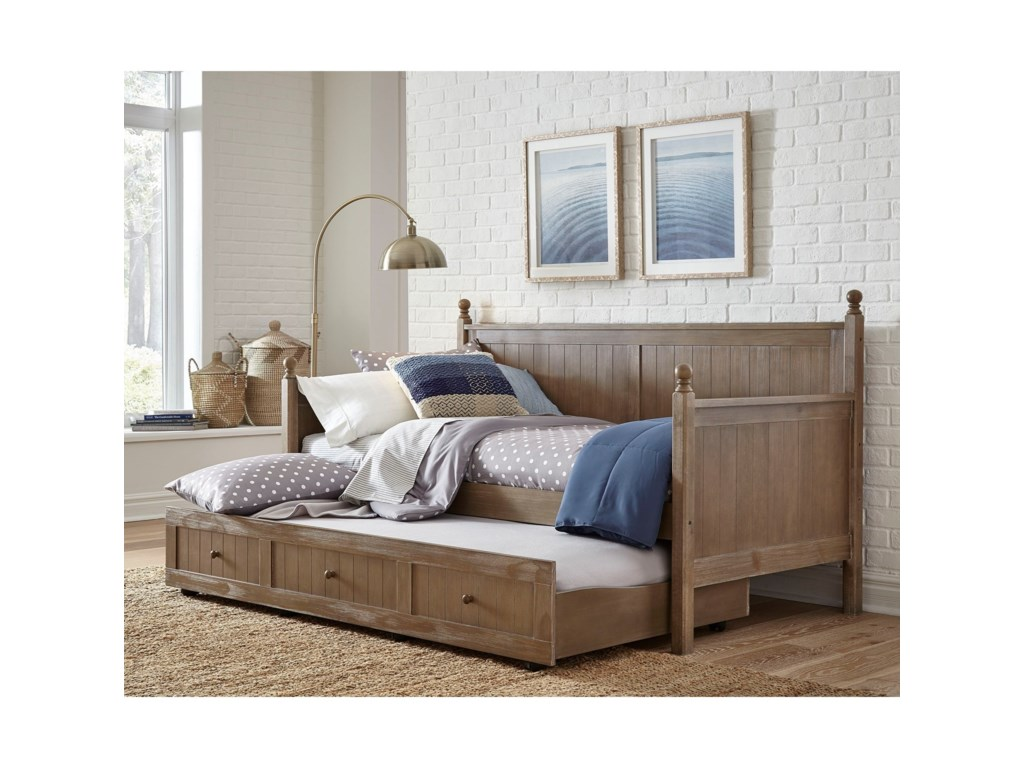 Fashion Bed Group DaybedsCarston Daybed with Trundle