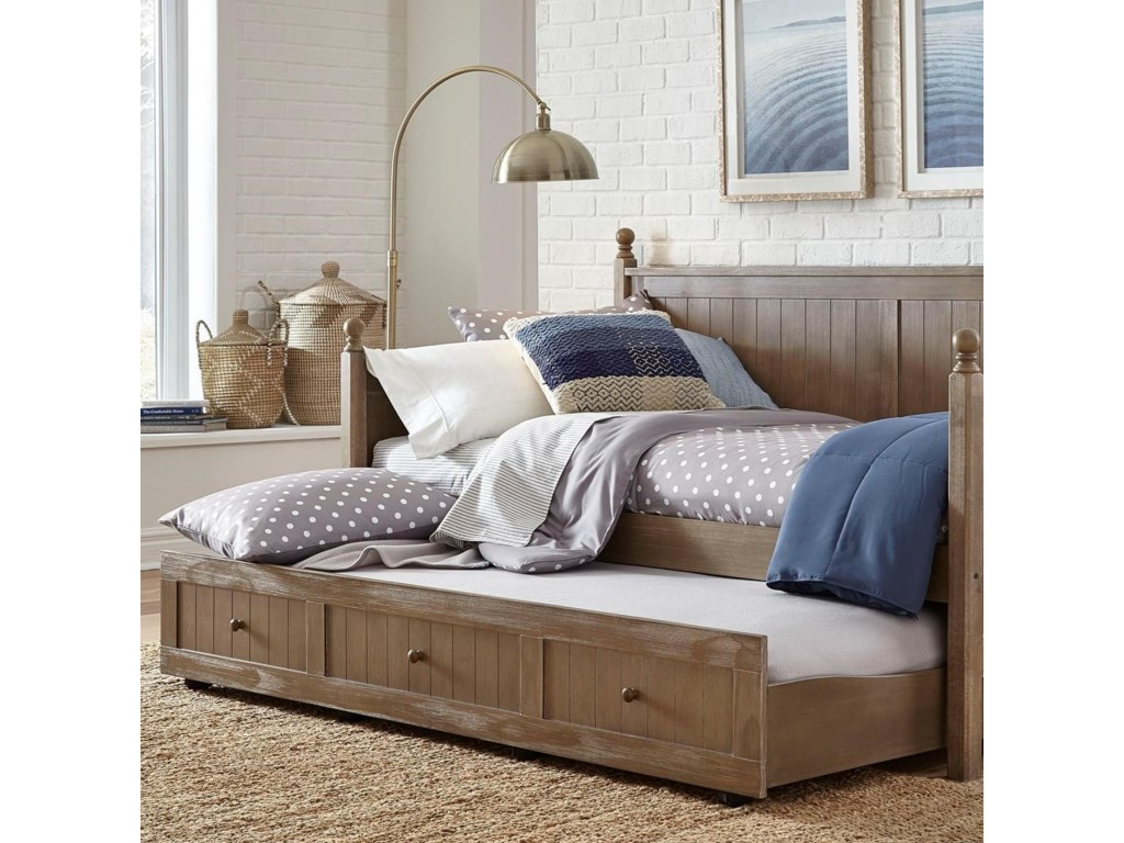 Fashion Bed Group DaybedsCarston Trundle