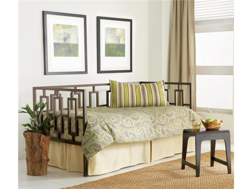 Fashion Bed Group DaybedsMiami Daybed with Linkspring