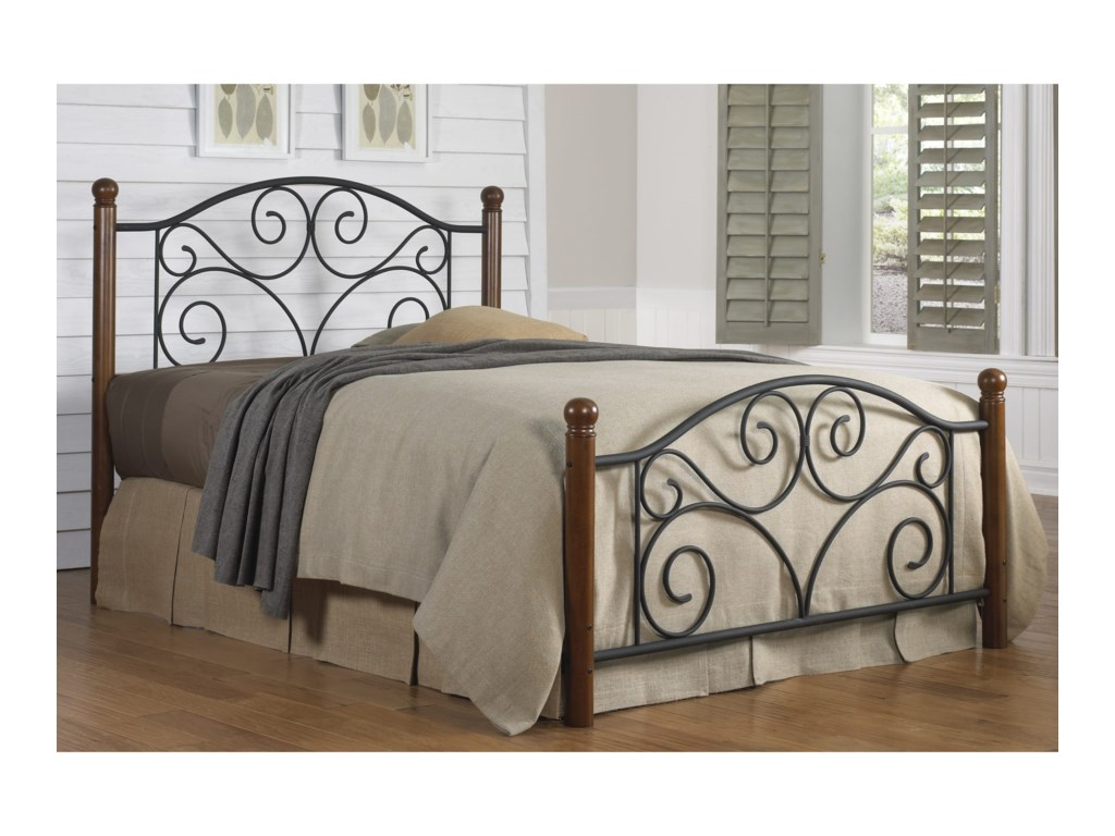 Fashion Bed Group DoralDoral Queen Bed