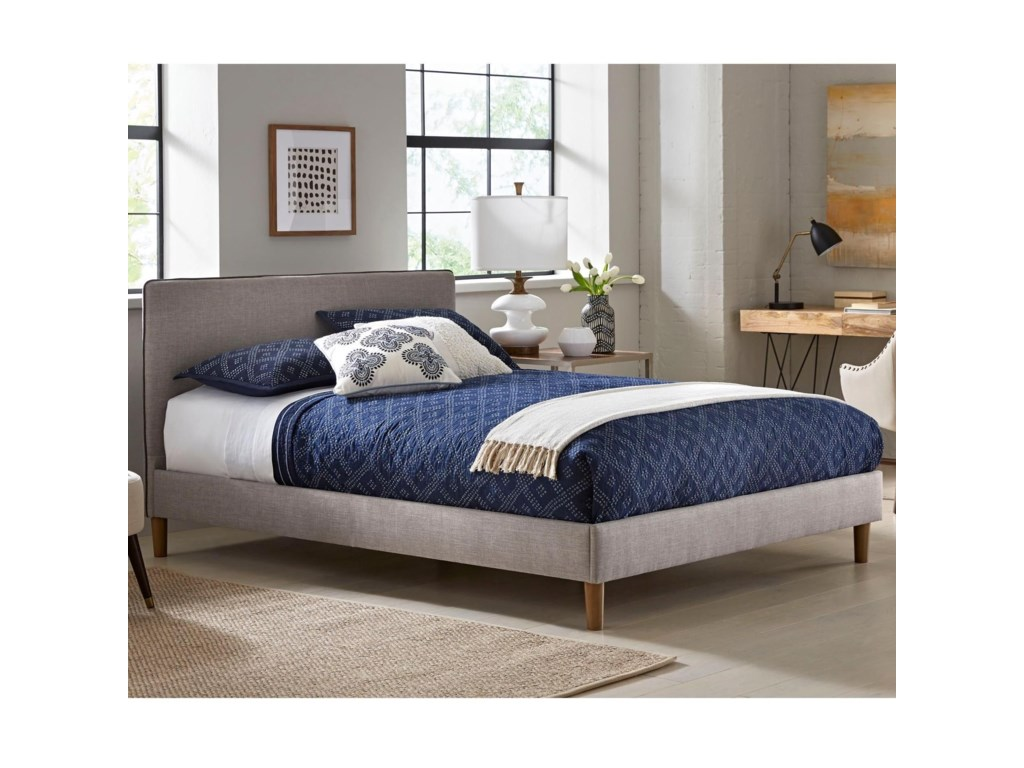 Fashion Bed Group ElsinoreQueen Elsinore Upholstered Bed