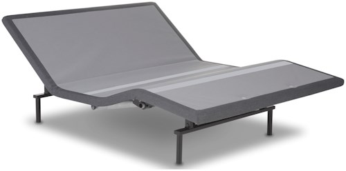 Fashion Bed Group Falcon  Queen Falcon Adjustable Bed Base with MicroHook Retention System