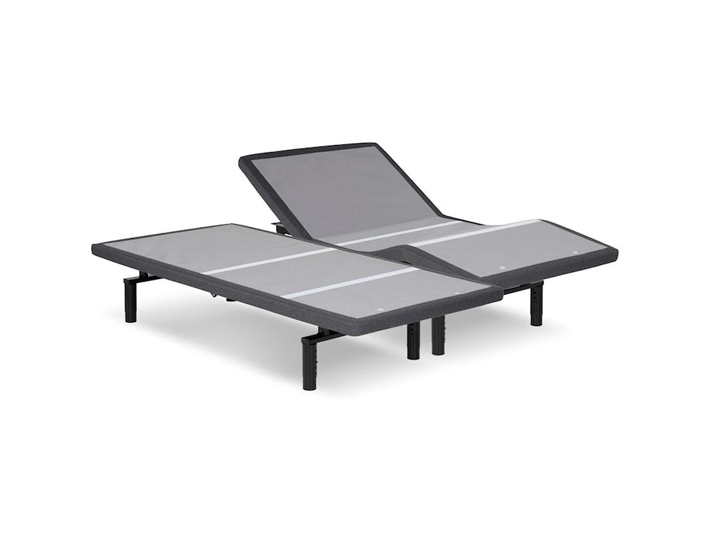 Fashion Bed Group Falcon 2.0+Split Queen Falcon 2.0+ Adjustable Base