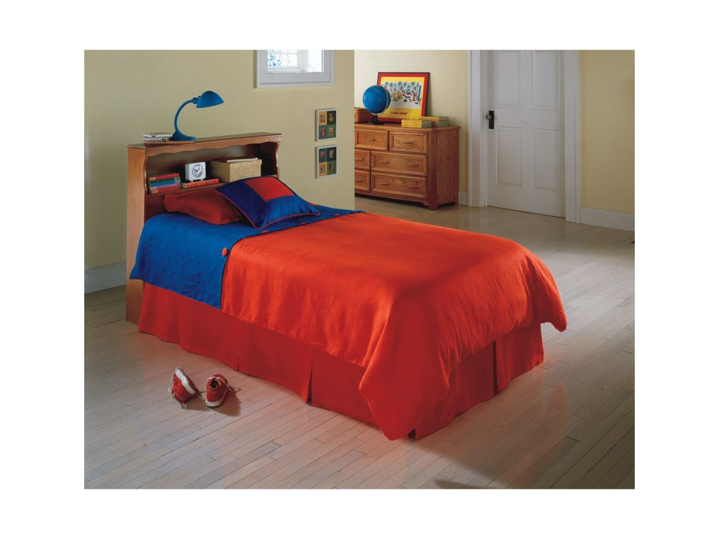 Fashion Bed Group Fashion KidsFull Barrister I Headboard