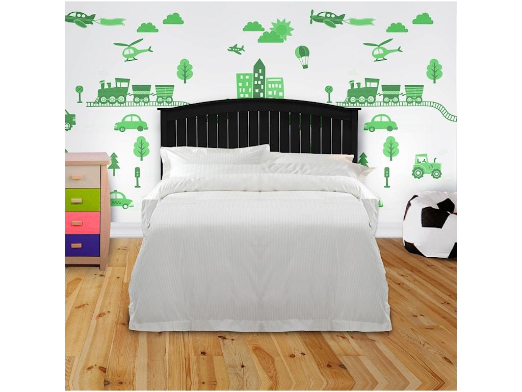 Fashion Bed Group Fashion KidsFull/Queen Finley Headboard