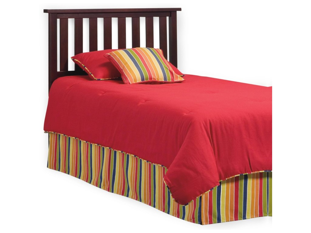 Fashion Bed Group Fashion KidsFull/Queen Belmont Headboard