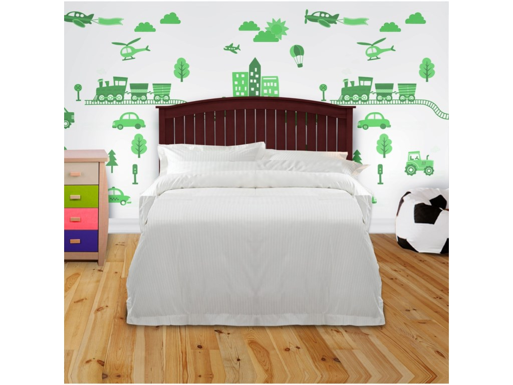 Fashion Bed Group Fashion KidsFull/Queen Finley Headboard