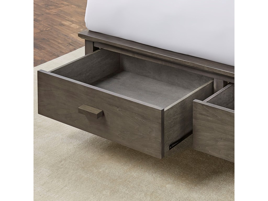 Fashion Bed Group HamptonCal King Storage Bed