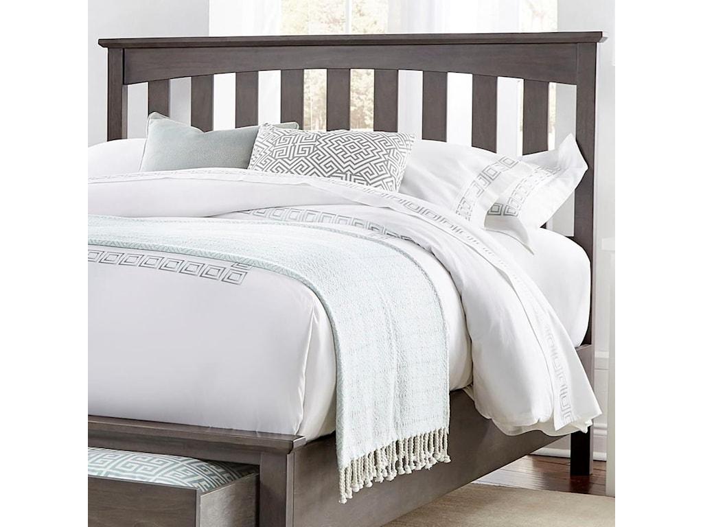 Fashion Bed Group HamptonKing/Cal King Headboard