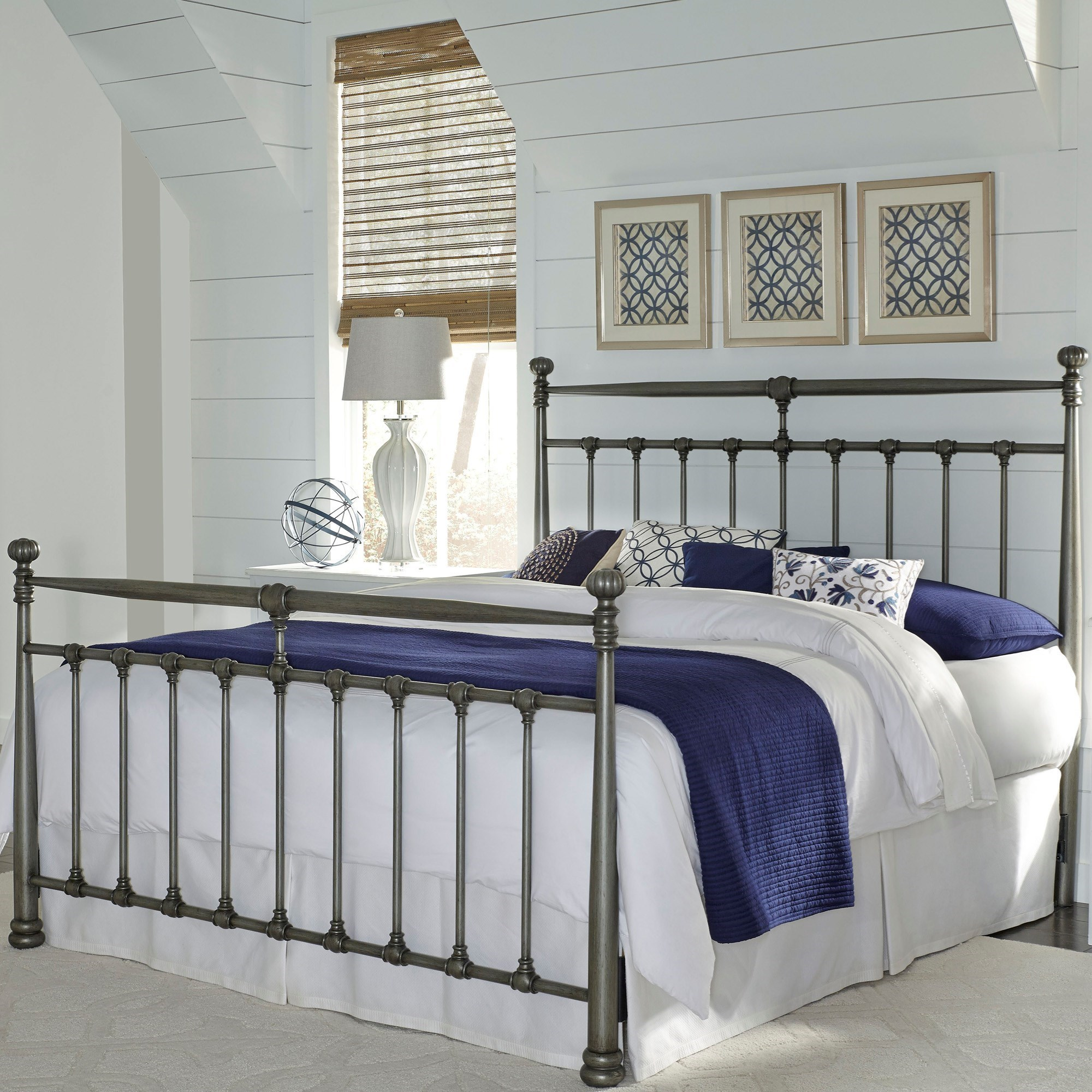 Fashion Bed Group KensingtonQueen Kensington Bed ...