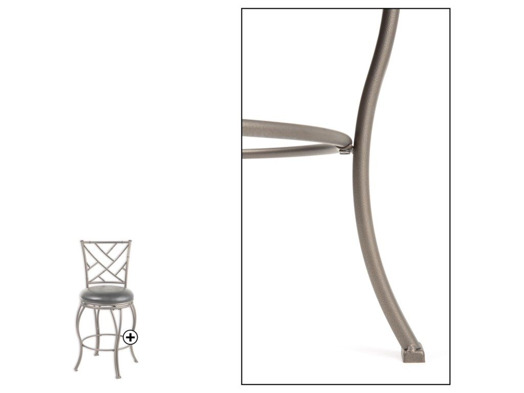 Fashion Bed Group MetalHonolulu Barstool