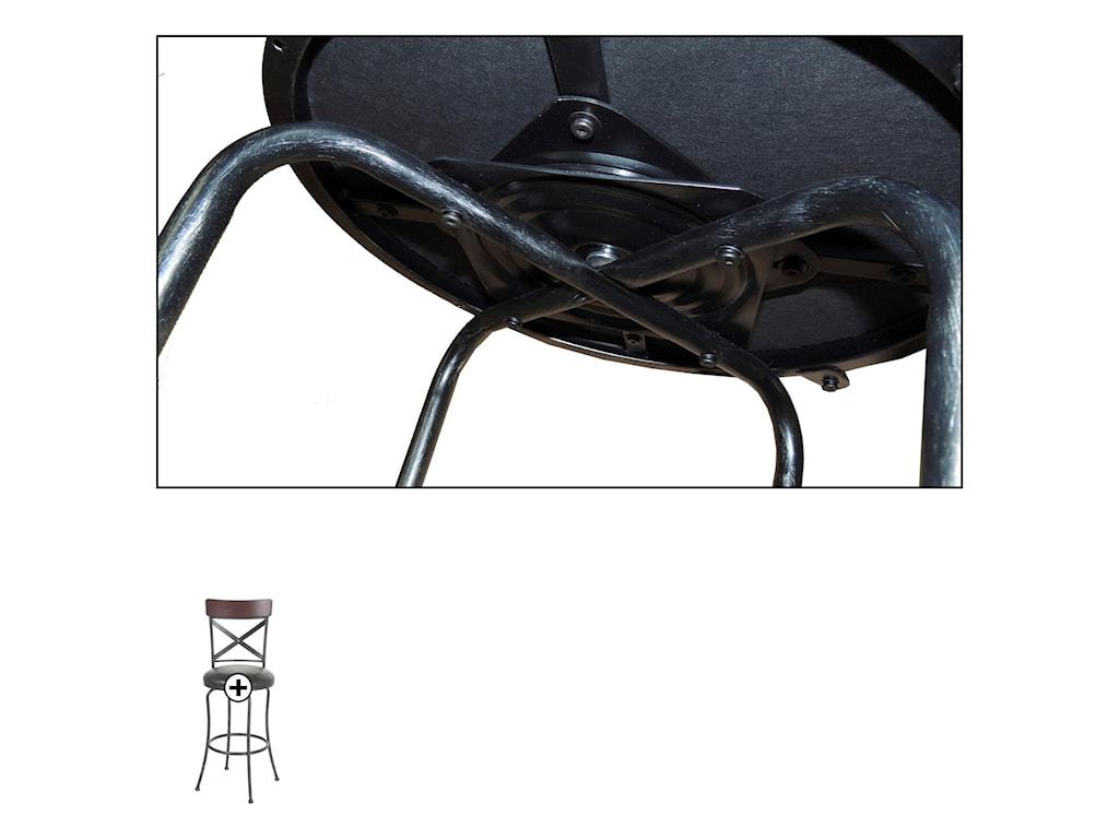 Fashion Bed Group MetalAustin Barstool