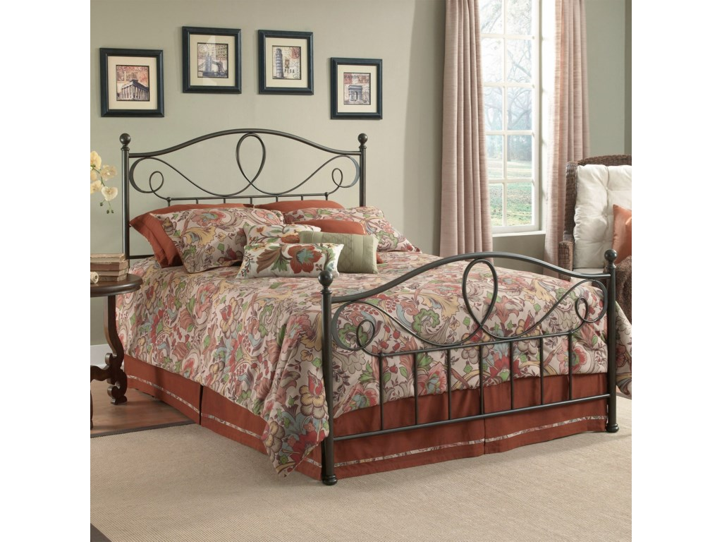 Fashion Bed Group Metal BedsFull Sylvania Bed