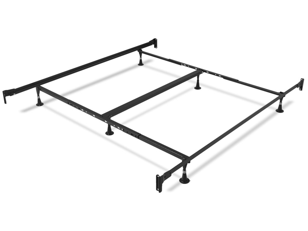 Fashion Bed Group Metal BedsKing Sylvania Bed w/ Frame
