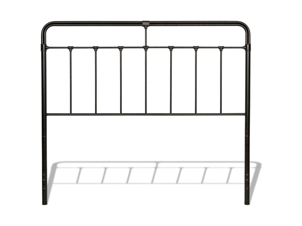 Fashion Bed Group Metal BedsQueen Fairfield Headboard