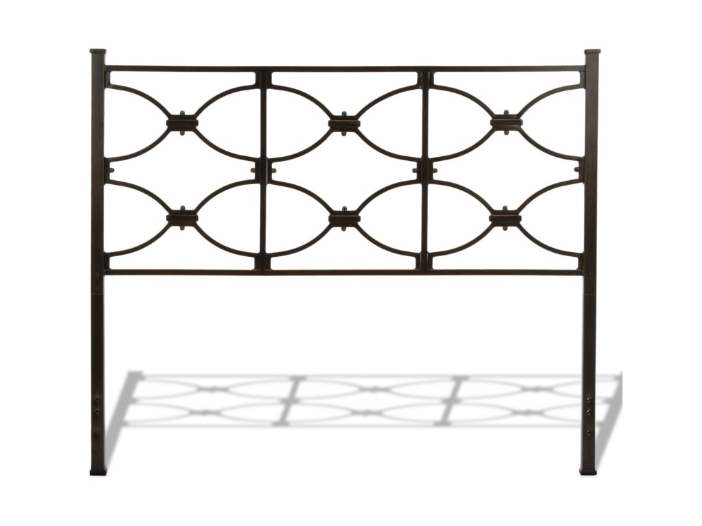 Fashion Bed Group Metal BedsFull Marlo Headboard