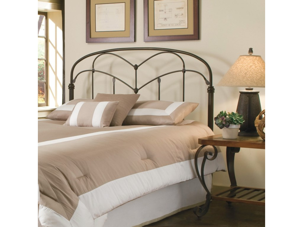 Fashion Bed Group Metal BedsFull Pomona Headboard