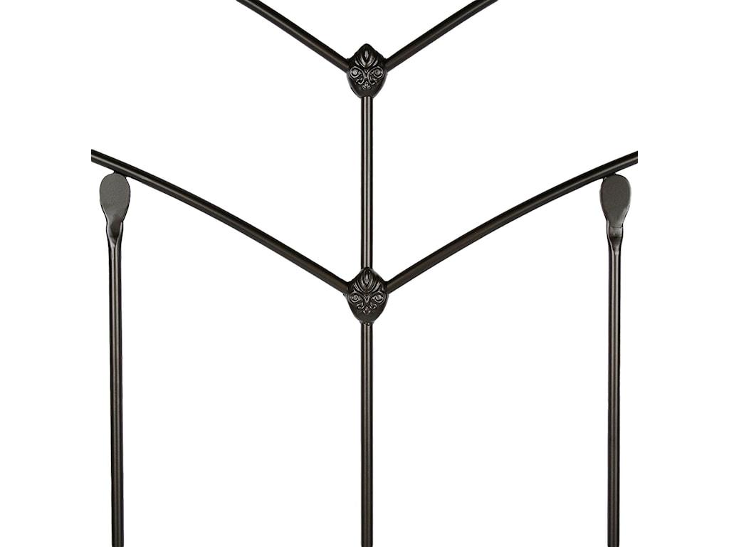 Fashion Bed Group Metal BedsQueen Pomona Headboard