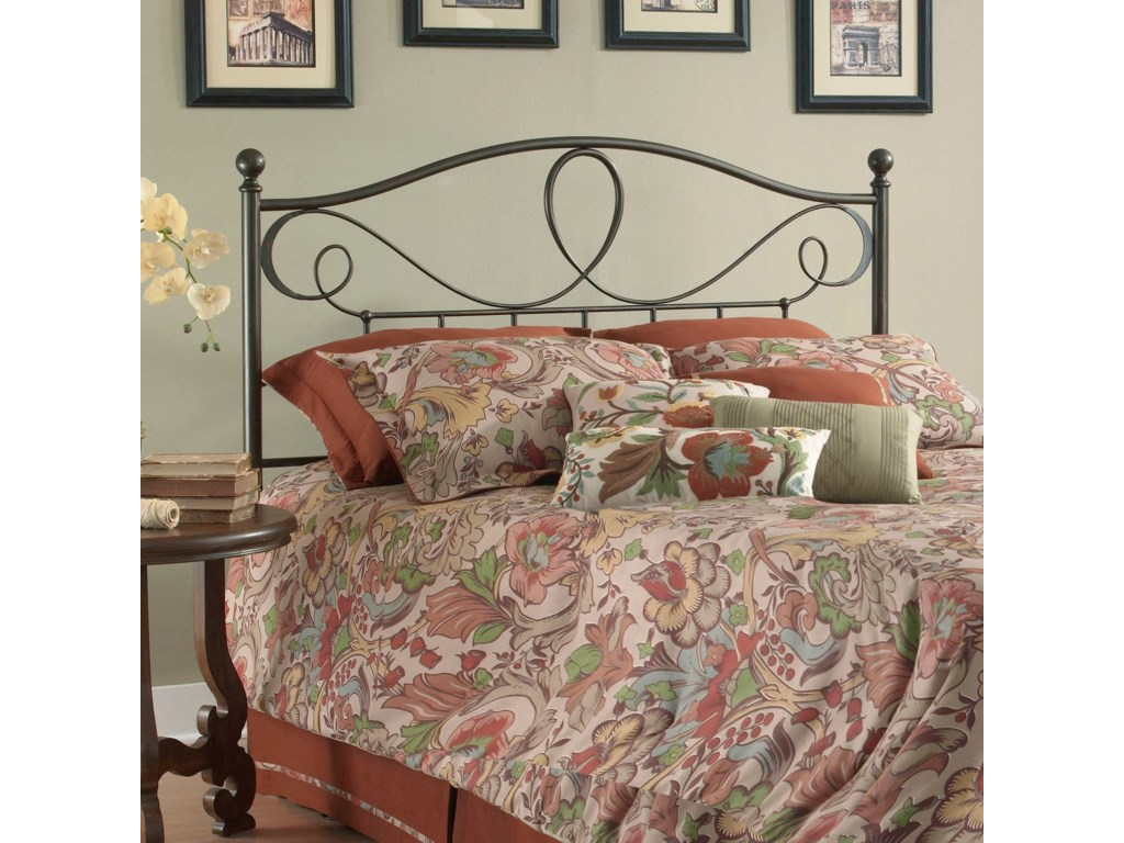 Fashion Bed Group Metal BedsQueen Sylvania Headboard
