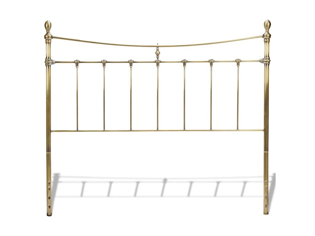 Fashion Bed Group Metal BedsKing Leighton Bed