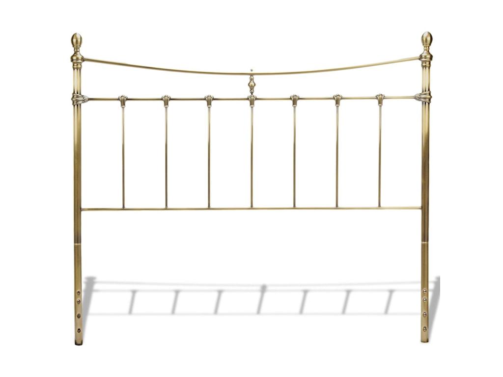Fashion Bed Group Metal BedsFull Leighton Headboard