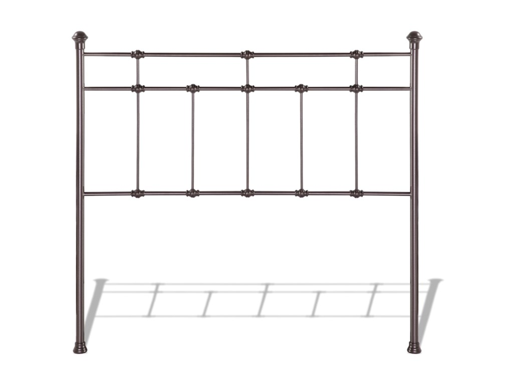 Fashion Bed Group Metal BedsTwin Dexter Headboard and Footboard