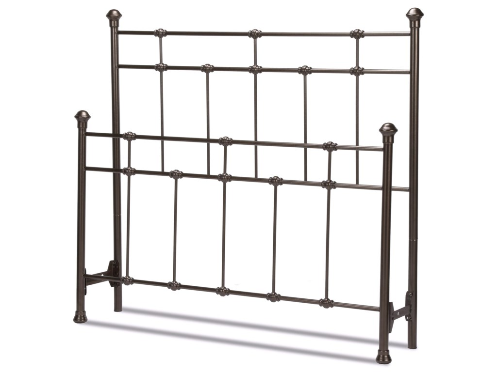 Fashion Bed Group Metal BedsFull Dexter Headboard and Footboard